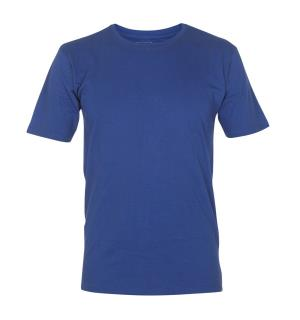 UMBRO Plain cotton tee jr Blå 152 God T-skjorte til trening og fritid.